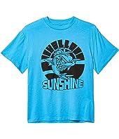Hello Sunshine Short Sleeve Tee (Toddler/Little Kids/Big Kids)