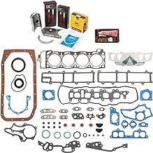 Evergreen Engine Rering Kit FSBRR2000000 Fits 85-95 Toyota 4Runner Pickup Celica 22R 22RE 22REC Full Gasket Set, Standard Size Main Rod Bearings, Standard Size Piston Rings