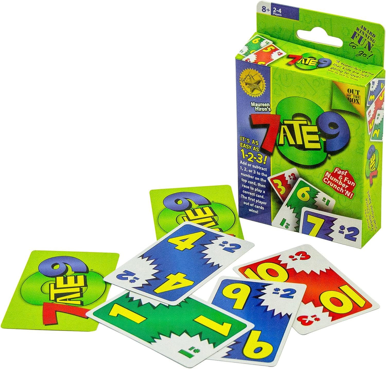 Todos los productos obtienen hasta un 34% de descuento. Out of the Box - Juego de de de Cochetas, 4 jugadores (7890) [Importado]  precios mas bajos