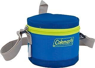 Coleman Tiffin Lunch Boxes, Blue, H 14.0 x W 14.4 x D 13.4 cm, 600 ml