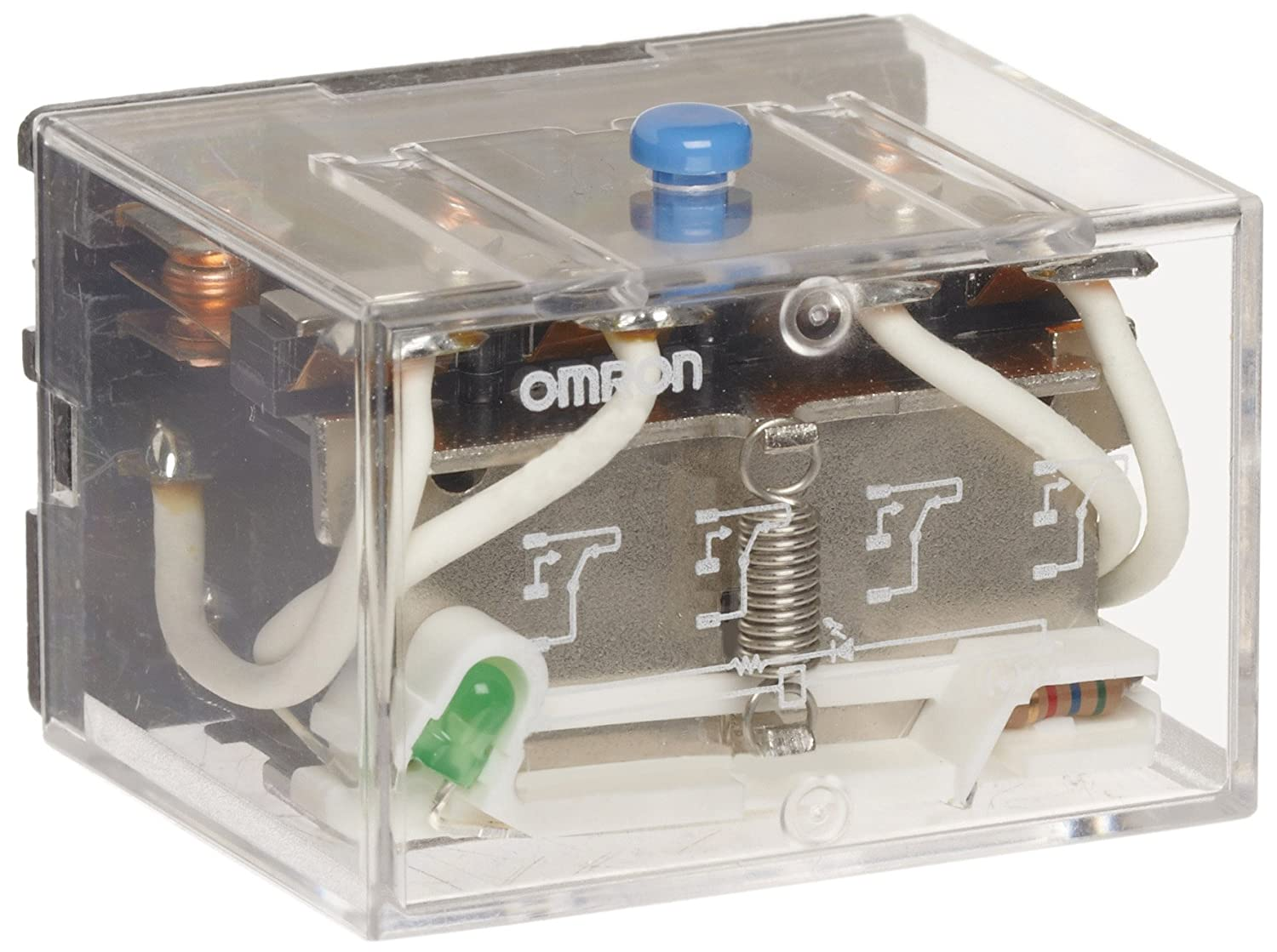 OFFicial Omron LY4I4N AC24 General Purpose and Same day shipping LED Relay Indicator Push-