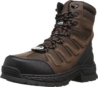 حذاء عمل فانتون لانهام للرجال من سكيتشرز فور وورك