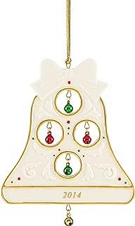 Lenox 2014 Jolly Jingle Bell Ornament