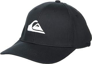 قبعة كويك سيلفر للرجال بنمط العقود سائقي الشاحنات