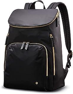 Samsonite Women's Mobile Solution Business (Black, Deluxe Backpack)
