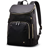 Women's Mobile Solution Deluxe Backpack (Black)