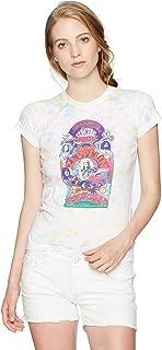 Women's Led Zeppelin Electric Magic Tour Poster Juniors Graphic Tee