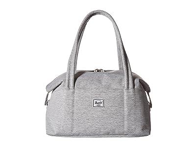 Herschel Supply Co. Strand X-Small (Light Grey Crosshatch) Duffel Bags