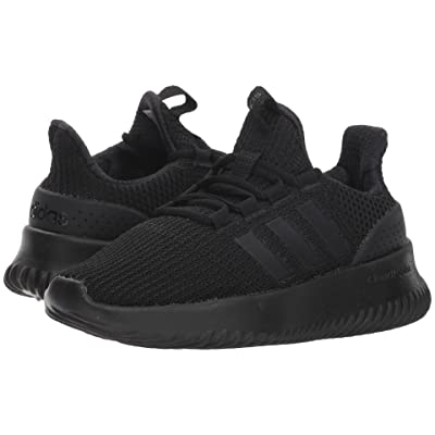 adidas Kids Cloudfoam Ultimate (Little Kid/Big Kid) (Core Black/Core Black/Grey Five) Kids Shoes