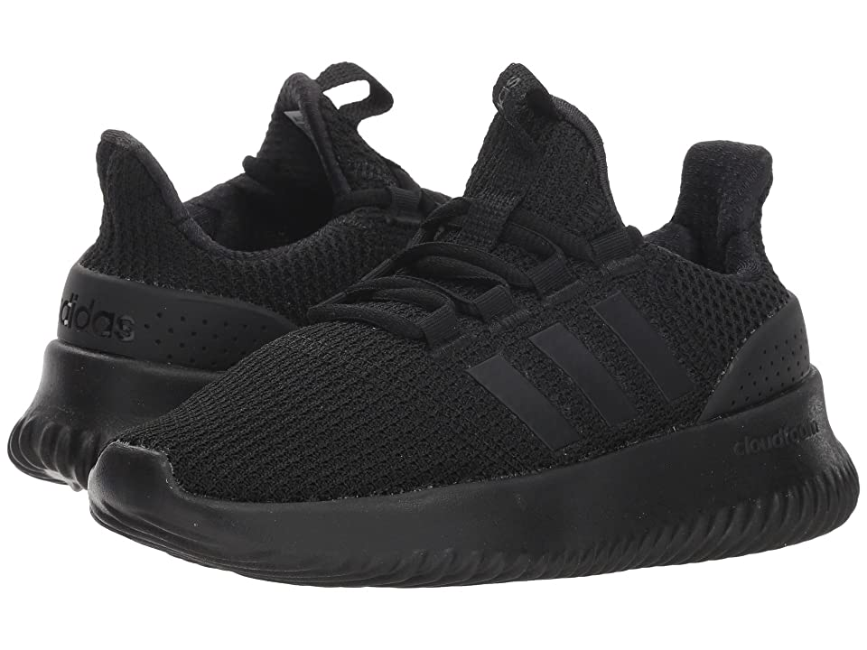 adidas Kids Cloudfoam Ultimate (Little Kid/Big Kid) (Core Black/Core Black/Grey Five) Kids Shoes