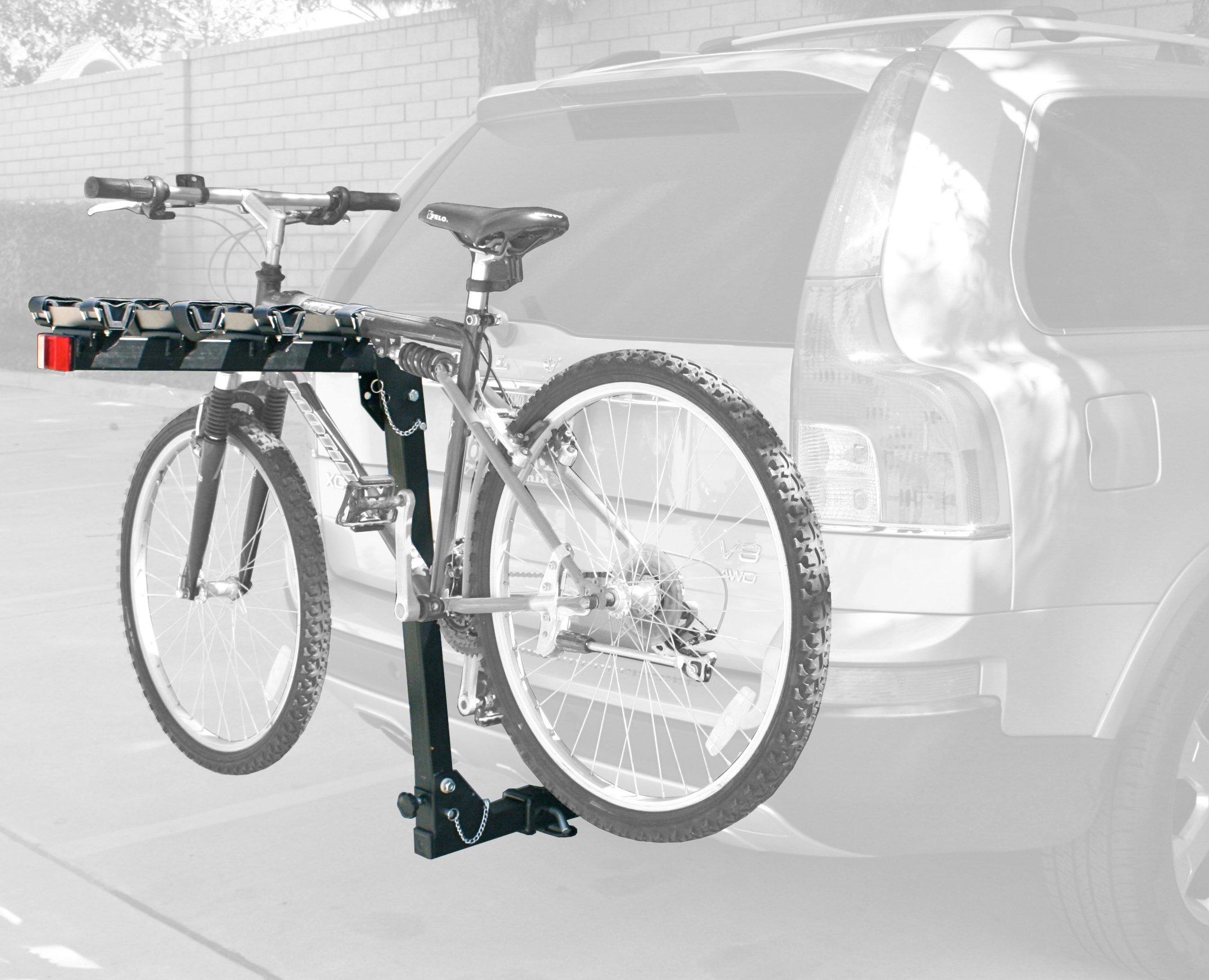 MaxxHaul 70210 4 Bike Deluxe Hitch