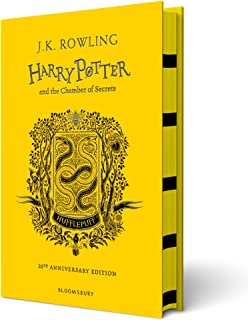 Harry Potter and the Chamber of Secrets - Hufflepuff Edition;Harry Potter