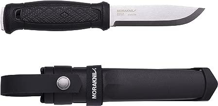 Morakniv Garberg Full Tang Fixed Blade Knife with Sandvik Stainless Steel Blade, 4.3-Inch