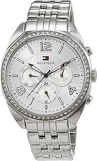 ساعة كاجوال جلد انالوج بعقارب للنساء ميا 1781571 من تومي هيلفيجر