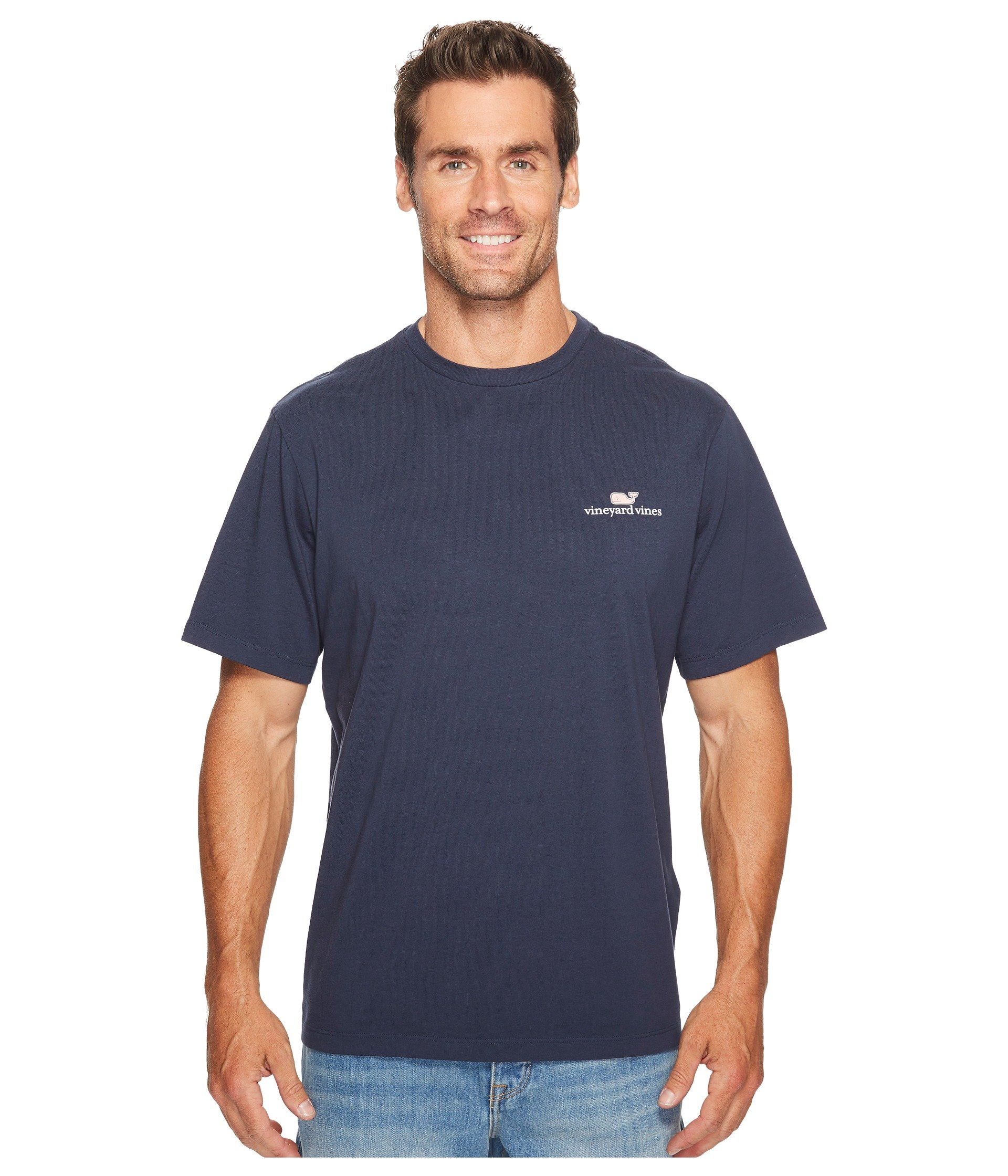 shirt Graphic Vineyard Navy Logo Vv T Vines qUqwXgS
