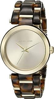 Michael Kors Women's Quartz Watch, Analog Display And Stainless Steel Strap - MK4314