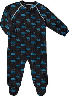 NFL Unisex-Baby Newborn & Infant Raglan Zip Up Coverall