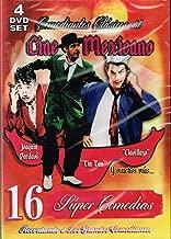 16 SUPER COMEDIAS DEL CINE MEXICANO DONA MARIQUITA DE MI CORAZON & EL BAISANO JALIL & LA FAMILIA PEREZ & VIVIR DEL CUENTO & MEXICO DE MIS RECUERDOS & LA LOCA DE LOS MILAGROS Y MAS..
