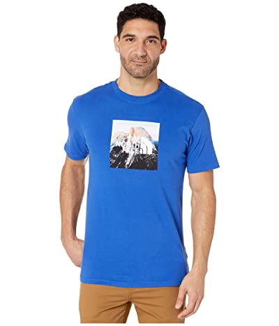 The North Face Short Sleeve Clean Ascent Tee (TNF Blue) Men