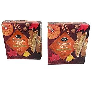 Nonni's Biscotti Pumpkin Spice