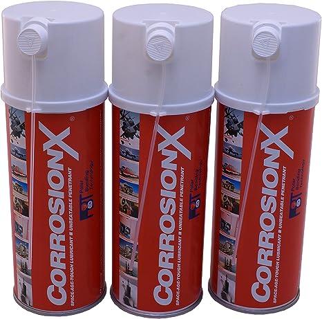 Corrosionx Hochleistungskorrosionsschutz Rost Stopp 400ml Auto