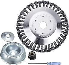 stihl trimmer wheel kit