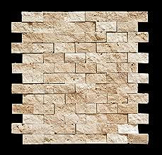 Best split face tiles exterior Reviews