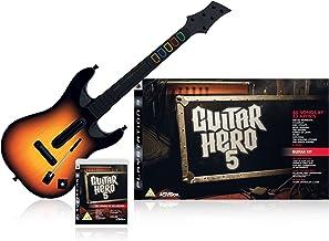 Activision Guitar Hero: 5 PlayStation 3 Inglés vídeo - Juego (PlayStation 3, Música, Soporte físico)