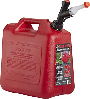 Best red gas tank container Reviews