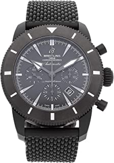 Superocean Mechanical (Automatic) Black Dial Mens Watch SB0161E4.BE91 (Certified Pre-Owned)