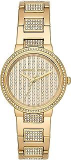 Women's Gabbi Gold Tone Stainless Steel Glitz Watch MK3985