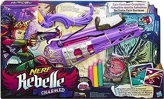 Nerf Rebelle Charmed Fair Fortune Crossbow Blaster