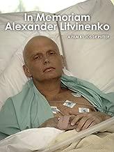 In Memoriam Alexander Litvinenko