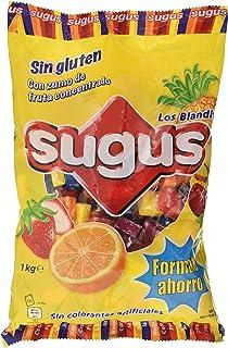 comprar comparacion Sugus Caramelos blandos con zumo de fruta - Paquete de 1 kg