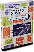 UniKeep Stamp Collection Organizer/Case - Holds 150 Stamps