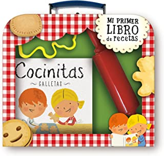 Cocinitas. Libro-juego: Mi primer libro de recetas (Libros p