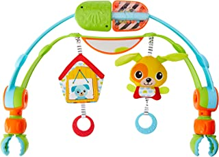TINY LOVE Spin N Kick Discovery Stroller Arch Baby Toy