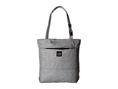 Pacsafe Slingsafe LX200 Anti-Theft Compact Tote Bag (Tweed Grey) Bags