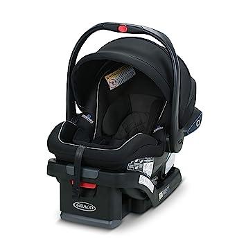 Graco SnugRide SnugLock 35 LX Infant Car Seat, Baby Car Seat Featuring TrueShield Side Impact Technology: image