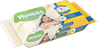 Huggies Natural Care Baby Wipes, 56 Wipes