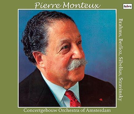 コンセルトヘボウの芸術 / ピエール・モントゥー (Pierre Monteux and Concertgebouw Orchestra of Amsterdam) [4CD] [MONO] [国内プレス] [日本語帯・解説付]