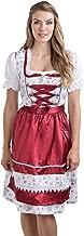 Sale! Bavarian Dirndl Dress 3pcs Set - Traditional & Modern Oktoberfest Dirndl Julia