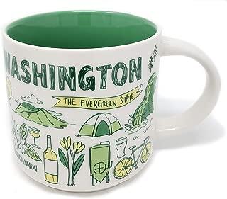 Starbucks Been There Series Coffee Mug (Washington)