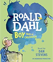 boy tales of childhood audiobook