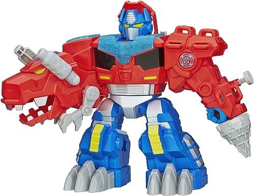 Transformers - A7438Eu40 - Jouet De Premier Age - Rescue Bots - Optimus Primal