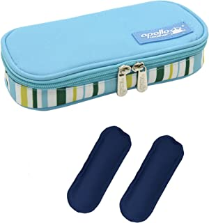 goldwheat Insulin Cooler Travel Case Diabetic Medication Organizer Medical Cooler Bag..