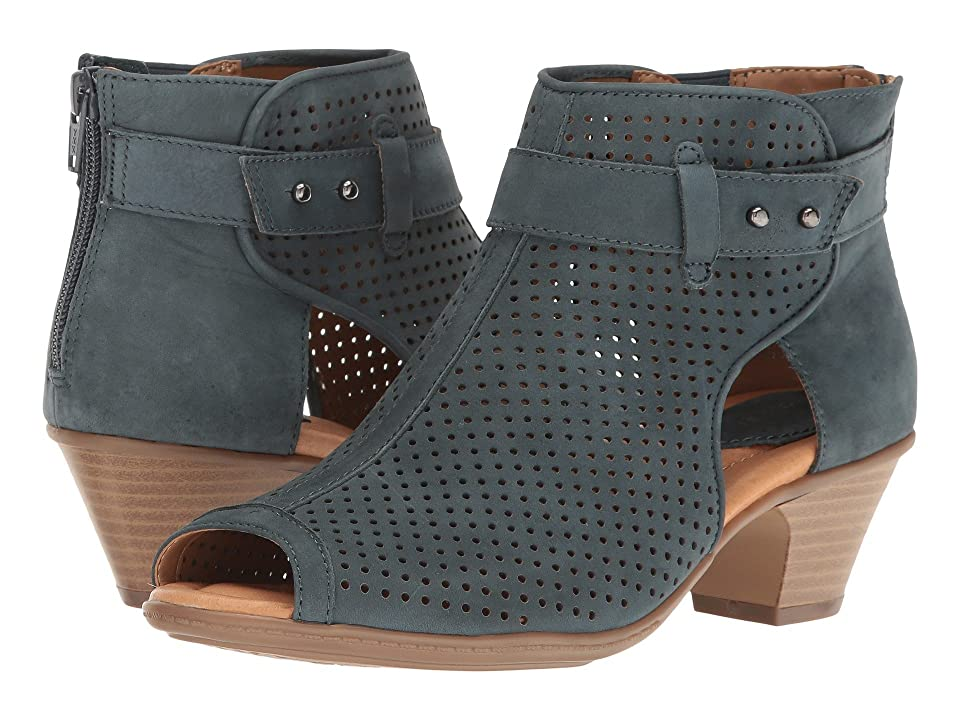 Earth Intrepid (Moroccan Blue Soft Buck) Women