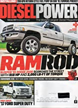 Diesel Power The World's Largest Diesel Magazine FIRST DRIVE: 2017 FORD SUPER DUTY Installing 200-GPH Return-Style Fuel Pump On Our 2001 Fummins Project