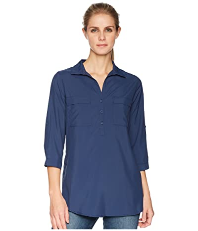 Royal Robbins Expedition Chill Stretch Tunic (Deep Blue) Women