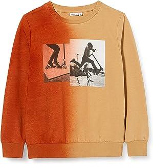 Name It Boys Nlncocacola Jing Sweat Bru Box LIC Sweater